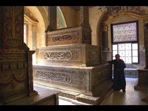 Kair - Cairo - Miasto Umarłych - City of the Dead - Egipt - Grobowiec rodziny Muhammada Ali