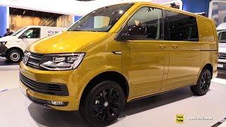 2019 Volkswagen Transporter with Exterior Sports Package - Walkaround - 2018 IAA Hannover