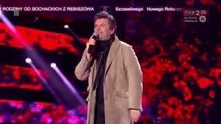 Thomas Anders. Cheri Cheri Lady. Wroclaw. Poland, 31.12.2014 - 01.01.2015