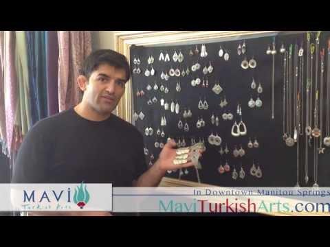 Zamak Turkish Jewelry | Mavi Turkish Art Manitou Springs Colorado Shopping