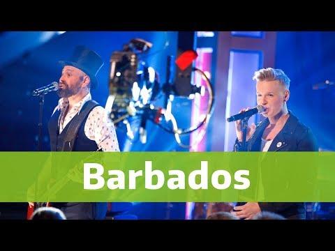 Barbados -  Kom hem Live Bingolotto 18/3 2018