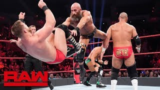Tommaso Ciampa & Johnny Gargano battle The Revival in Raw debut: Raw, Feb. 18, 2019 thumbnail