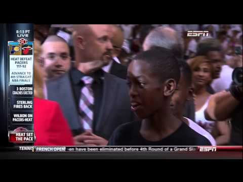 Dwyane Wade's Son Wants To Meet Doris Burke