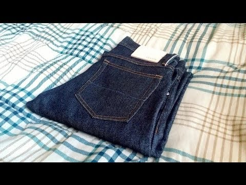 Gustin Denim 'Super Heavy 18oz' Slim Japanese Selvedge Review - Affordable Raw Indigo Jeans