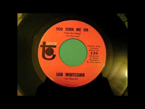 Ian Whitcomb - You Turn Me On 45 rpm!