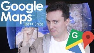 Tips para Google Maps - #TipsNChips con @japonton