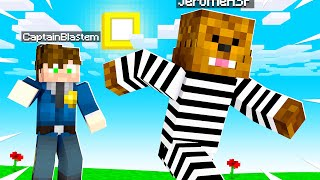 Stealing Cars In Minecraft Cops And Robbers | JeromeASF