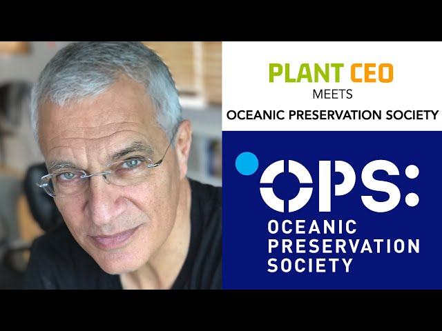 PLANT CEO #54 - EXCLUSIVE: Louie Psihoyos - Award winning documentary filmmaker