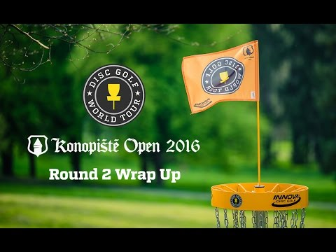 2016 Konopiste Open - Day 2 Wrap Up Show