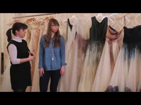 Project Runway Season Five Winner Leanne Marshall Interview with Rit Dye