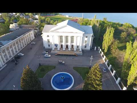 Приморский парк г. Цимлянск
