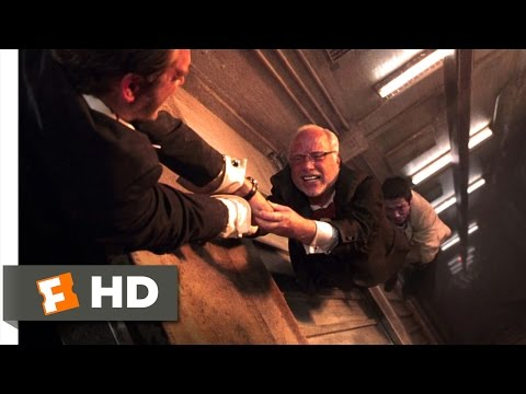 Poseidon (2/10) Movie CLIP - Shake Him Off! (2006) HD