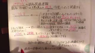 ピアジェの認知発達理論(シェマ・同化・調節) 保育士試験 駆け込み動画(保育の心理学)