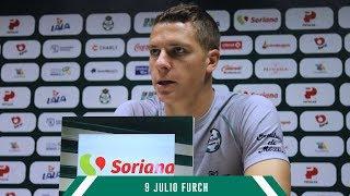 embeded bvideo Rueda de Prensa: Julio Furch - 6 Febrero