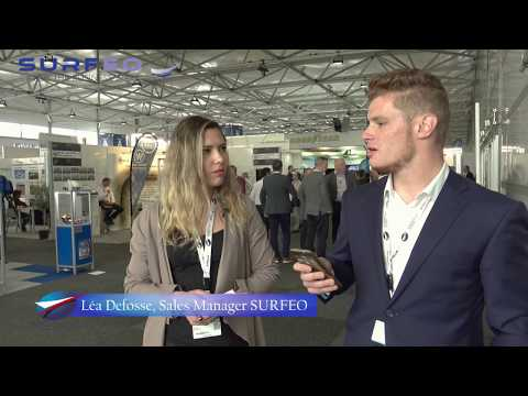 Paris Air Show 2019 - Surfeo benefits for the Aerospace Supply Chain