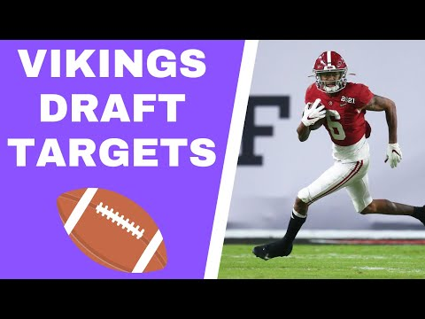 Minnesota Vikings NFL Draft scenarios with Daniel Jeremiah