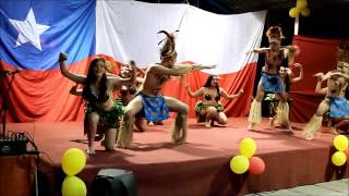 Ballet folclórico de macul KIEA
