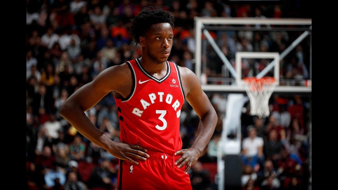 Anunoby:會把上賽季的傷病影響當作動力,然後努力打球!-黑特籃球-NBA新聞影音圖片分享社區
