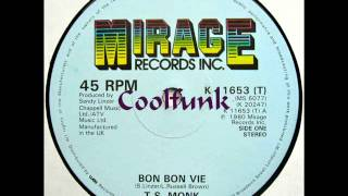 "T.S. Monk - Bon Bon Vie (Gimme The Good Life)  "" 12"" Funk 1980 """