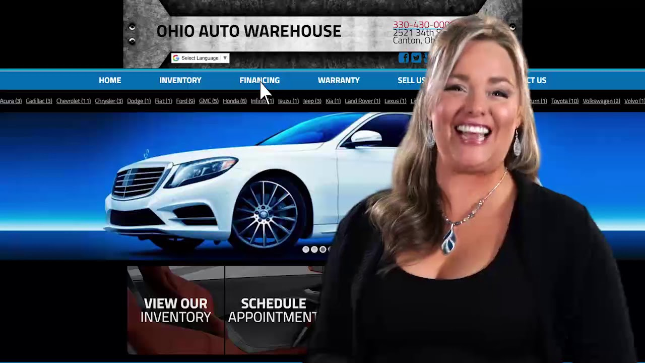 Used Cars For Sale In Canton Oh Ohio Auto Warehouse