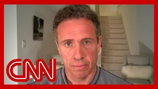 Chris Cuomo opens up about Covid-19 fight