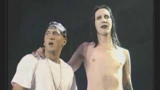 Eminem & Marilyn Manson - The Way I Am