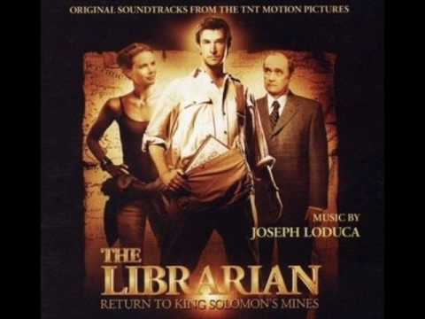 The Librarian: Return to King Solomon's Mines score - Joseph LoDuca