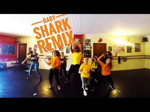 Baby Shark dance remix - YouTube