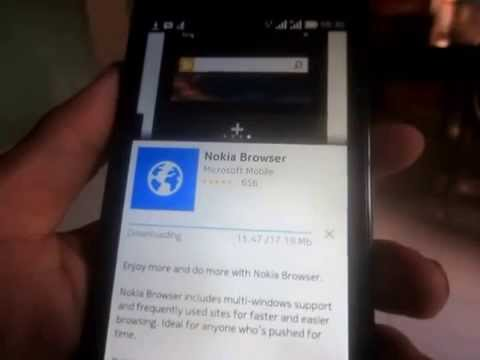 Add Internet Nokia Browser For Nokia X2 Dual SIM