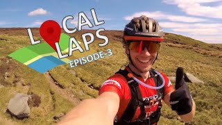 THE AWESOME CUT GATE TRAIL! LOCAL LAPS - EP3