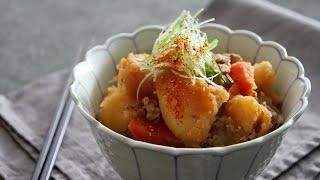 肉じゃが cook kafemaruさんのレシピ書き起こし