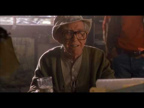 "Burgess Meredith cameo in ""Camp Nowhere"""