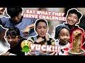 Download Video VLOG 31: EAT WHAT THEY SERVE IN JAPAN CHALLENGE (KULIT NYO) MP4,  Mp3,  Flv, 3GP & WebM gratis