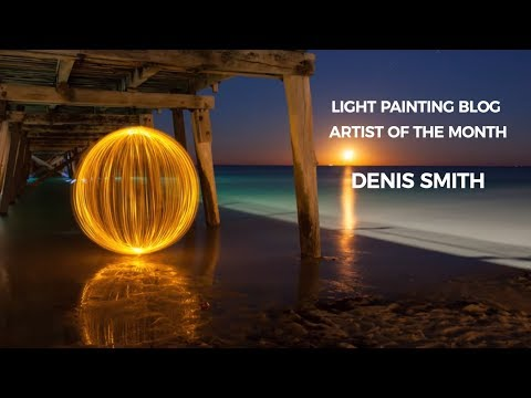 Artist of the Month May - Denis Smith