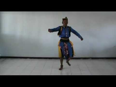 video Tari Glipang