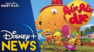 """Rolie Polie Olie"" Creator Working On New Episodes   Disney Plus News"