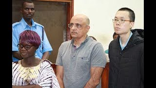 A Chinese national among two more Kenyans charged with Child trafficking