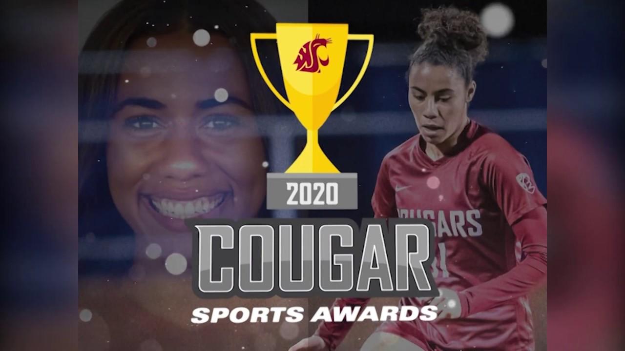 Image for WSU Athletics: Kelis Barton Wins Mrs. Coug Award webinar