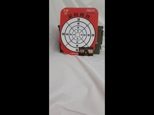 Delta Blasters  Gel blaster target