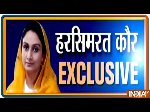 People are not happy under Congress govt in Punjab, says Harsimrat Kaur Badal