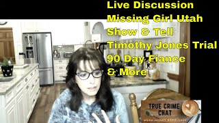 Live Chat With Mommy Ramblings Blog