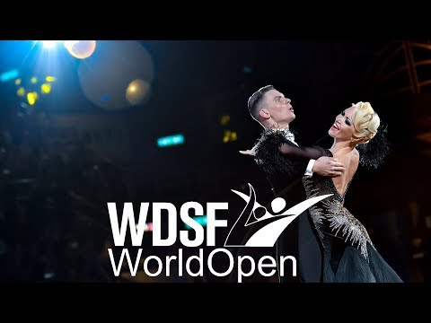 The Final Reel | 2017 World Open Standard Vienna | DanceSport Total