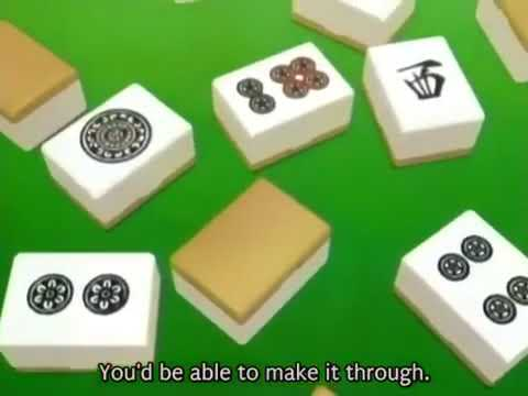【anime】Mahjong Legend Akagi