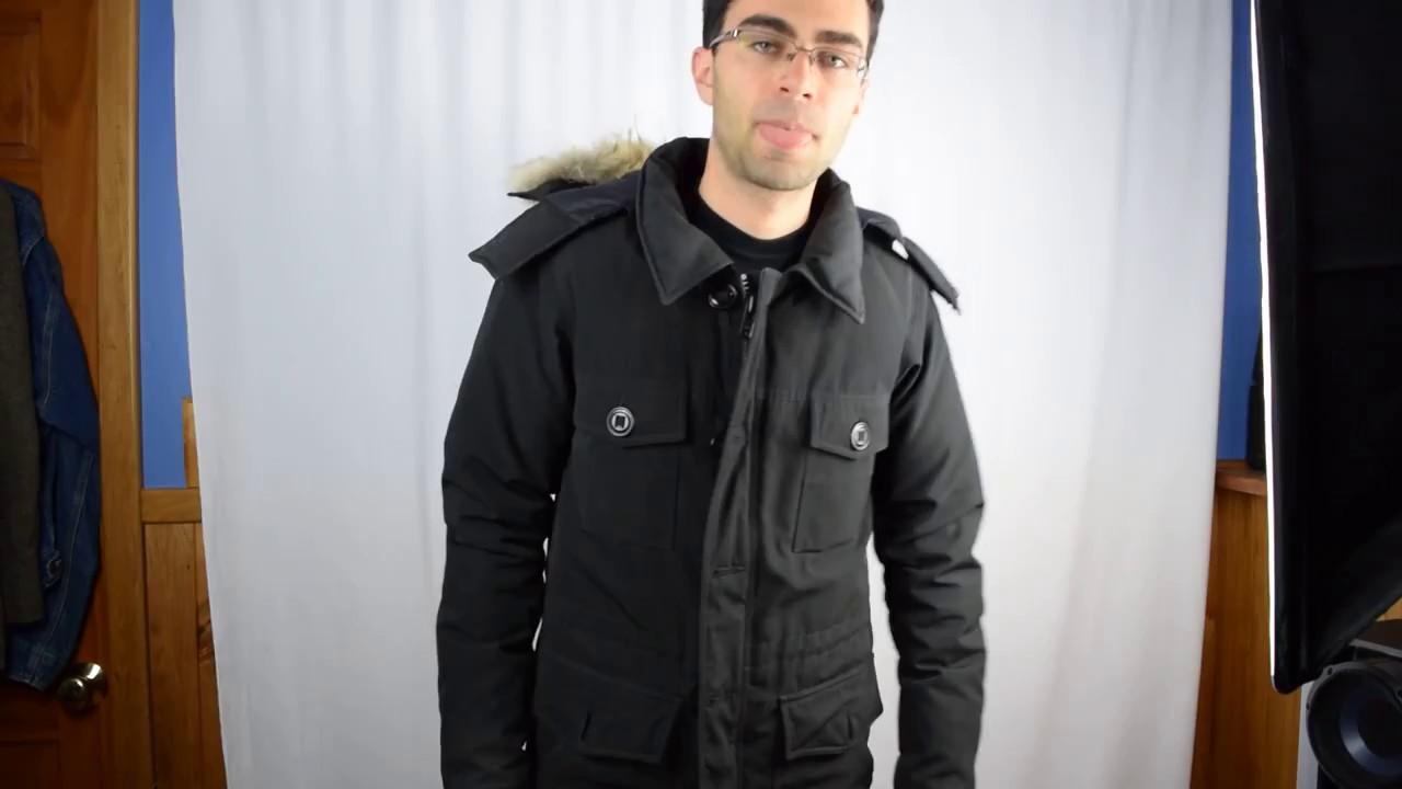 canada goose banff jacket