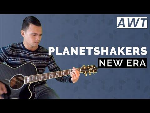 New era - Planetshakers (acoustic tutorial)