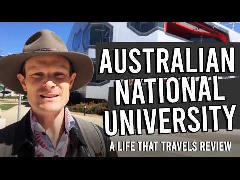 The Australian National University [An Unbiased Review by A Life That Travels]
