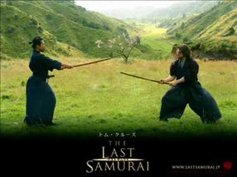 The Last Samurai OST #4 - A Hard Teacher