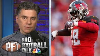 Bucs franchise Shaq Barrett, Jameis Winston's future unknown | Pro Football Talk | NBC Sports