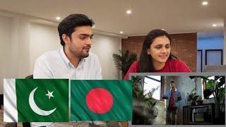 Muza Pola Bangladesh | PAKISTAN REACTION | BANGLADESH SONG