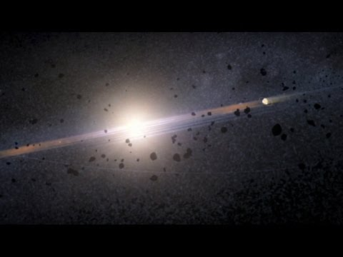 The Kuiper Belt Scanning The Skies The Discovery